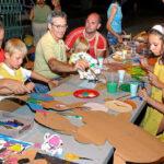 Los veranillos del Alamillo, las noches de verano en Parque Alamillo 00 | Sevilla con los peques