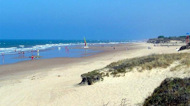 Playa de Costa Ballena para ir con niños | Sevilla con los peques