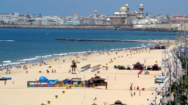 Playa de la Victoria para ir con niños | Sevilla con los peques