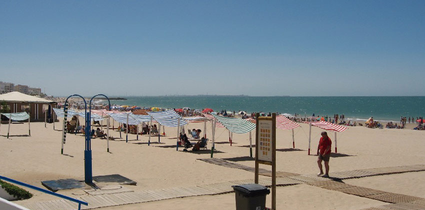 Playas para ir con niños: Playa de la Costilla | Sevilla con los peques