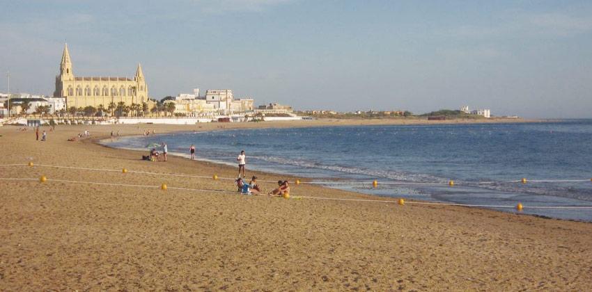 Playas para ir con niños: Playa de Chipiona |Sevilla con los peques