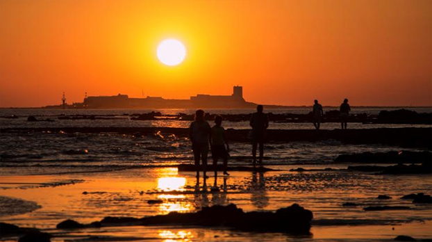 Playas de Cadiz para visitar con niños |Sevilla con los peques