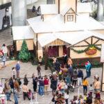 La casa de Santa Claus en Nervión Plaza | Sevilla con los peques
