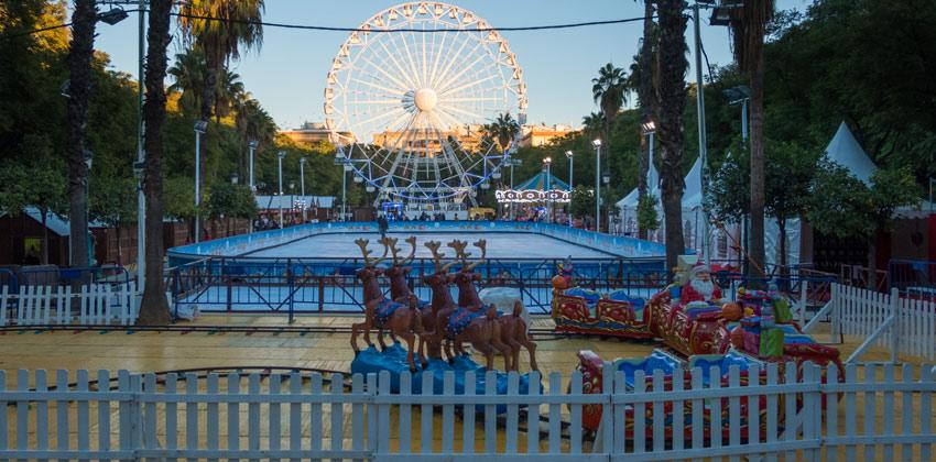 El Prado de San Sebastian 04 | Sevilla con los peques