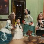Exposición de plastilina
