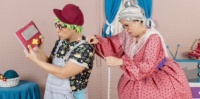 Lolo Chirimbolo teatro para niños | Sevilla con los peques