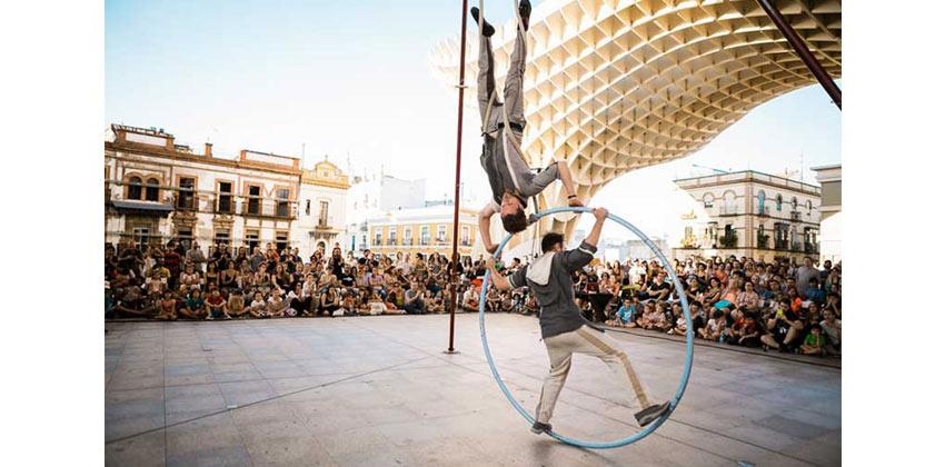 Circada Festival de Circo de Sevilla 00 | Sevilla con los peques