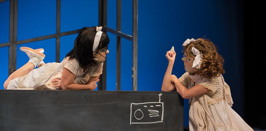 Teatro infantil en Utrera con Amour | Sevilla con los peques