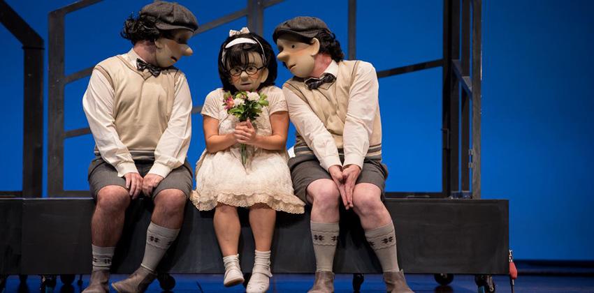 Teatro infantil en Utrera con Amour 02 | Sevilla con los peques