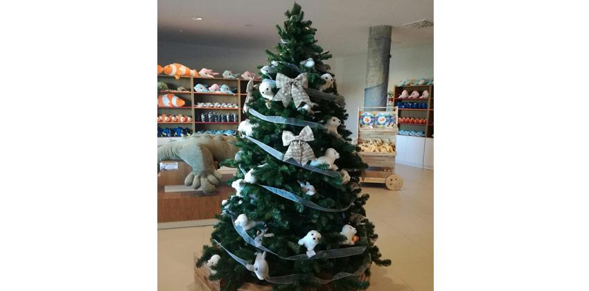 Taller Decora tu árbol de Navidad con animales marinos | Sevilla con los peques