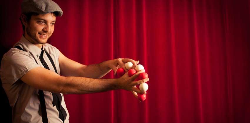 Teatro Infantil con Alexis Melgar en Fundación Cajasol | Sevilla con los peques