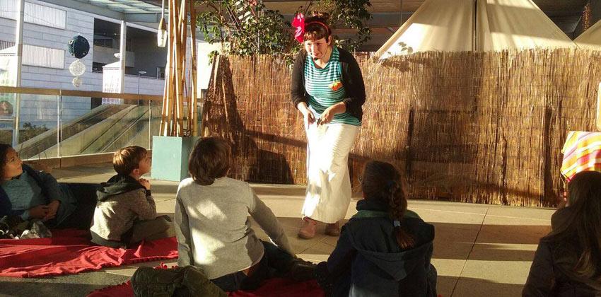 Los duendes de la Navidad en Viapol center | Sevilla con los peques