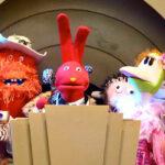 Teatro de marioneta en Centro Comercial Viapol Center | Sevilla con los peques
