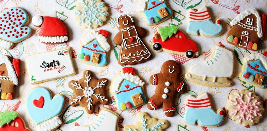 Taller dulces de Navidad en Viapol Center | Sevilla con los peques