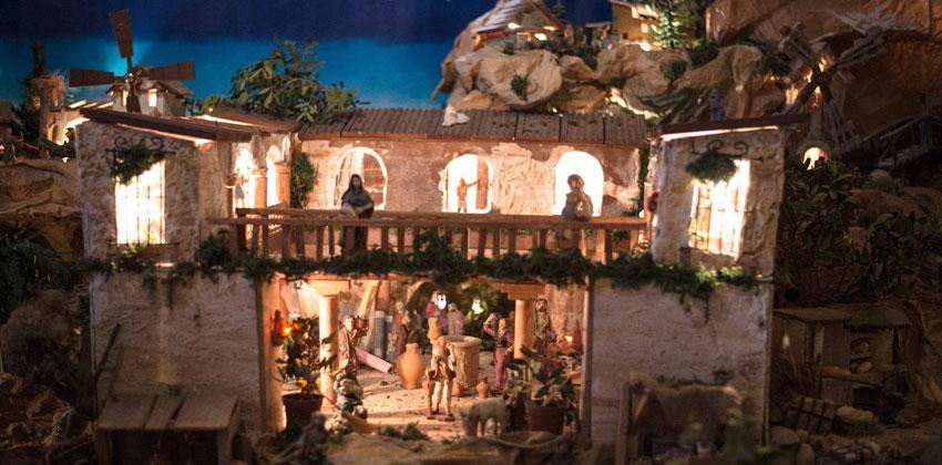 Navidad en Utrera Belén   Sevilla con los peques