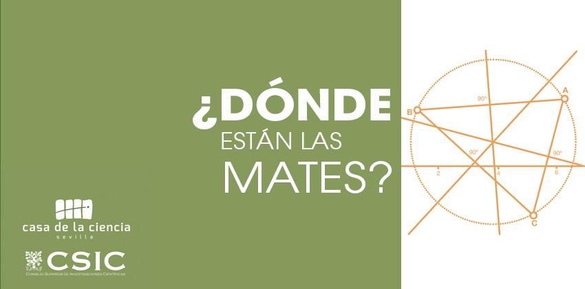 Taller de Matemáticas en Casa de la Ciencia | Sevilla con los peques