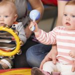 taller de música para Bebés en la Casa de la Ciencia | Sevilla con los peques