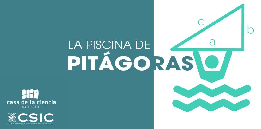 """Taller de matemáticas """"La piscina de Pitagoras""""   Sevilla con los peques"""