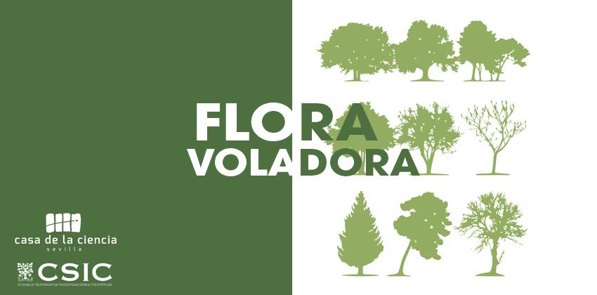 Taller Flora Voladora en Casa de la Ciencia | Sevilla con los peques