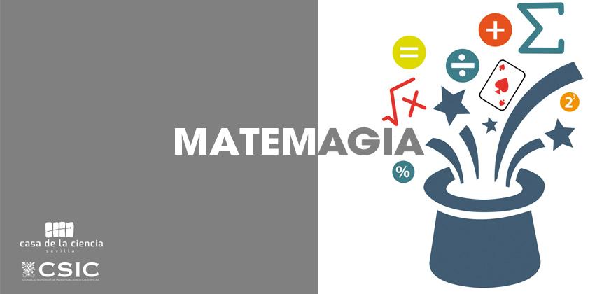 Taller Matemagia para niños en Casa de la Ciencia | Sevilla con los peques