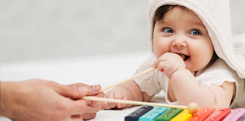 Taller música para bebés | Sevilla con los peques