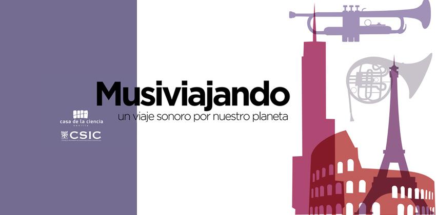 Taller Musiviajando en Casa de la ciencia de Sevilla | Sevilla con los peques