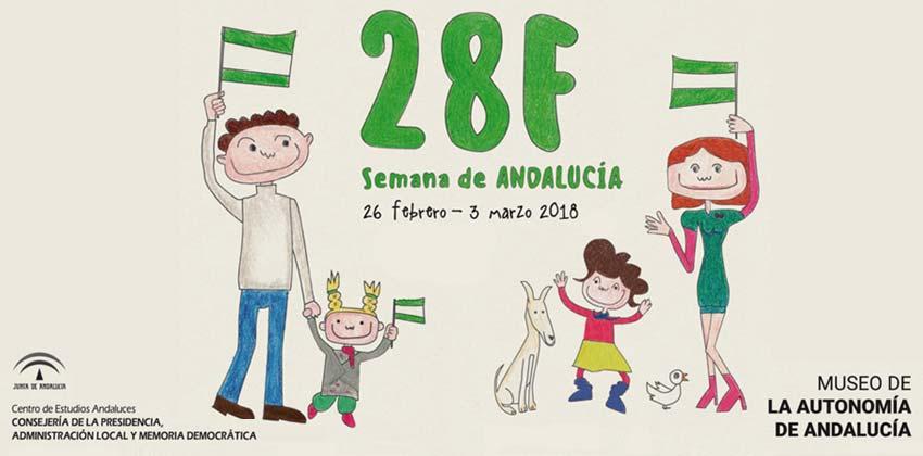 Dia de Andalucía en el Museo de Andalucía de Blas Infante | Sevilla con los peques