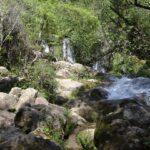 Cascadas del Huéznar monumento natural en la Sierra Norte de Sevilla |Sevilla con los peques