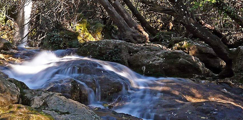 Cascadas del Huéznar un paraje natural para ir de excursión con los peques |Sevilla con los peques