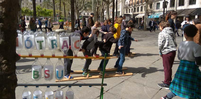 Talleres Lipasam gratuitos en los Barrios de Sevilla | Sevilla con los peques