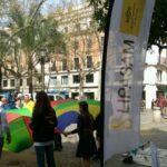 Talleres Lipasam gratuitos en la Alameda de Hércules de Sevilla | Sevilla con los peques