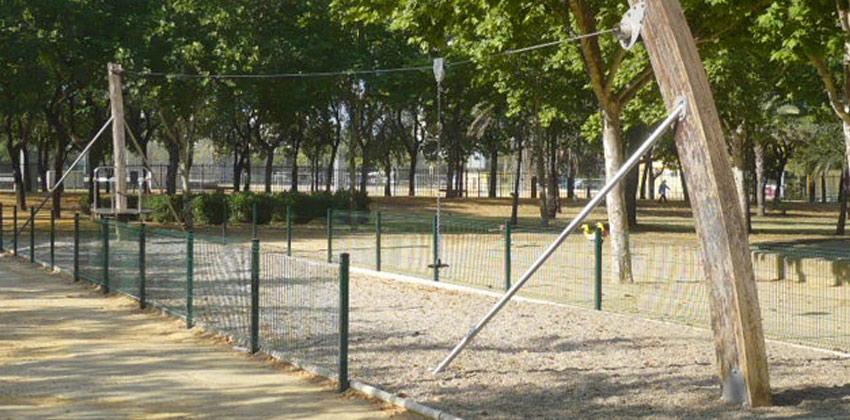Parque de tirolina en Sevilla gratuito 00 | Sevilla con los peques