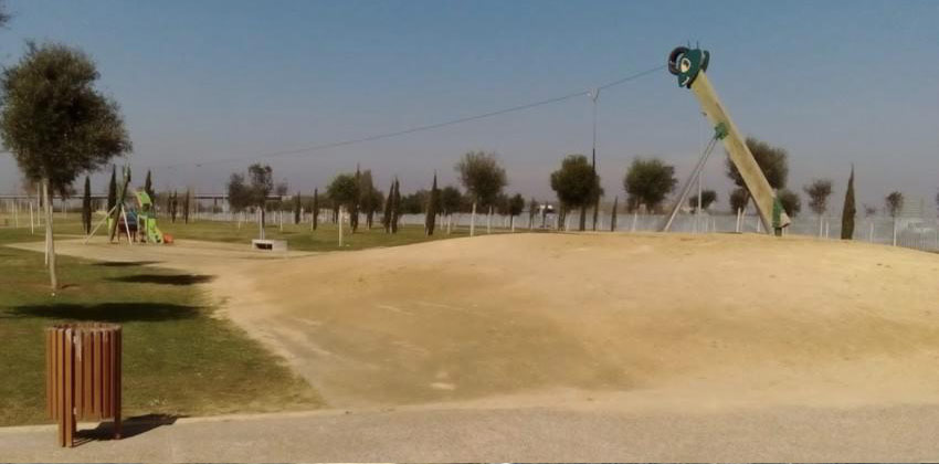 Parque de tirolina en Sevilla gratuito 01 | Sevilla con los peques