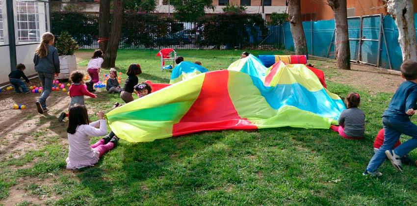 Qcross, una terraza bar con animación para niños en el Parque de la Pirotecnia de Sevilla |Sevilla con los peques
