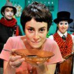 Acábate la sopa un obra de teatro Musical en CaixaForum Sevilla | Sevilla con los peques