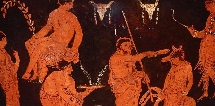 Exposición La competición en la Antigua Grecia en CaixaForum Sevilla 02 |Sevilla con los peques