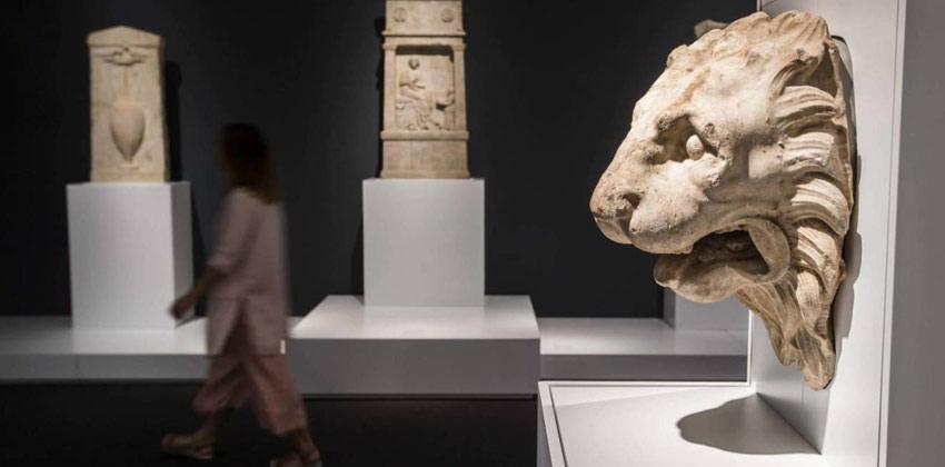 Exposición La competición en la Antigua Grecia en CaixaForum Sevilla |Sevilla con los peques
