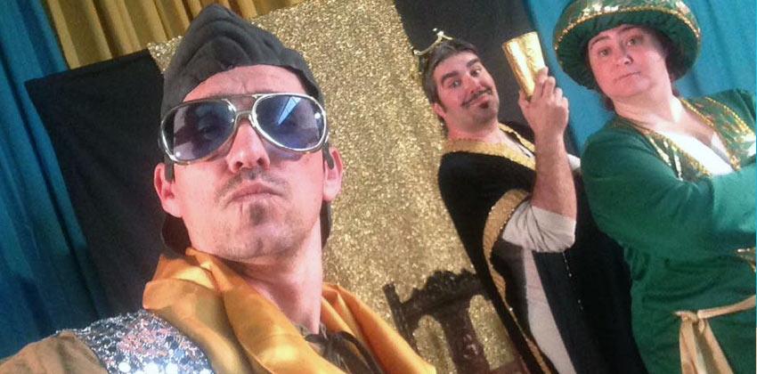 El traje nuevo del emperador 02 | Sevilla con los peques