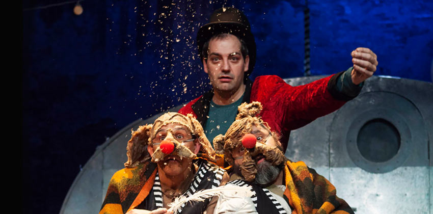 Lunaticus Circus teatro infantil | Sevilla con los peques