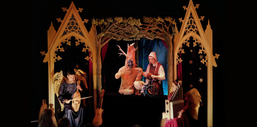 Festival de Música Antigua de Sevilla con la obra Perdida en el Bosco 01 | Sevilla con los peques