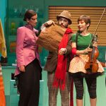 Espectaculo musical Acábate la sopa en CaixaForum Sevilla | Sevilla con los peques