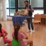 Actividades en la Biblioteca Pública de Sevilla | Sevilla con los peques