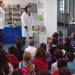 Cuentacuentos en las bibliotecas publicas de Sevilla | Sevilla con los peques
