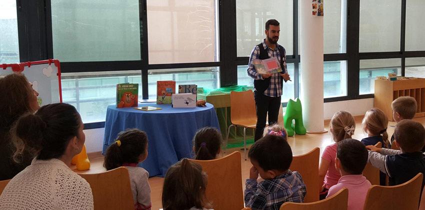 Actividades en la Biblioteca Pública | Sevilla con los peques