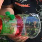 Actividades en Inglés para familias con niños en diferentes espacios de Sevilla Manualidad | Sevilla con los peques