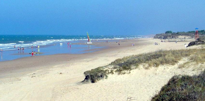 Best beaches in Cadiz: The Ballena Beach in Costa Ballena | Sevilla con los peques