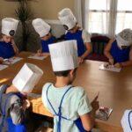 Taller de cocina para niños del restaurante Rocola Sevilla   Sevilla con los peques