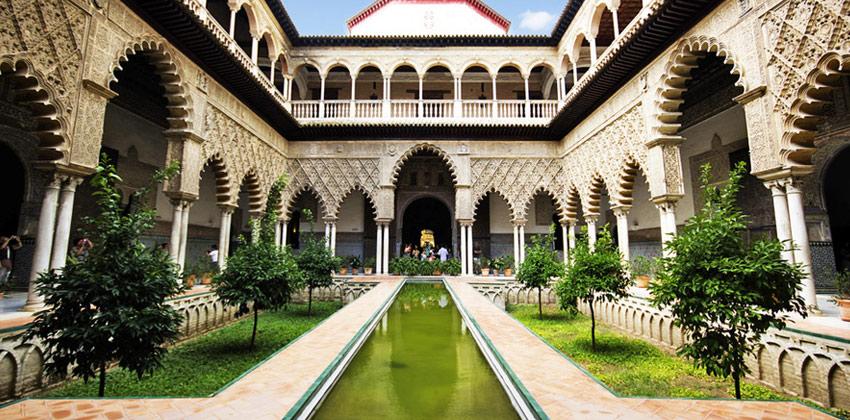 Alcazar of Seville 00 | Sevilla con los peques