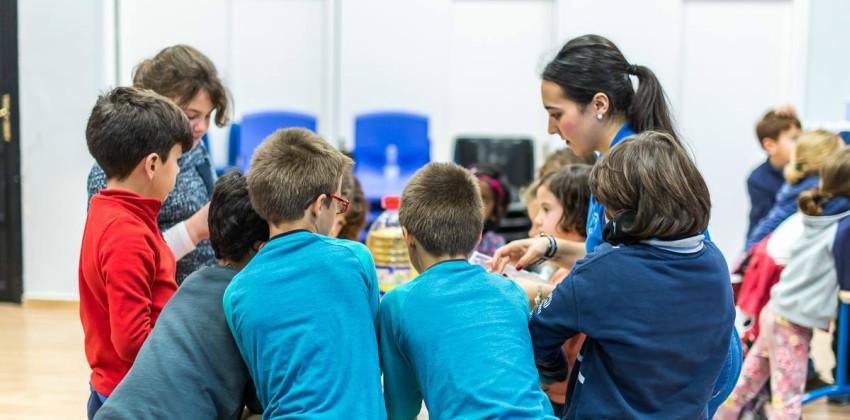 Actividades y talleres para niños en Casa de la Ciencia de Sevilla |Sevilla con los peques