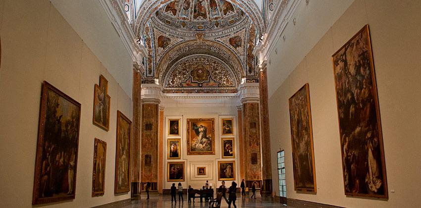 Día de los Museos en el Museo de Bellas Artes de Sevilla | Sevilla con los peques